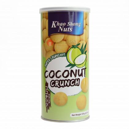 Арахис в хрустящей кокосовой глазури KHAO SHONG 120г