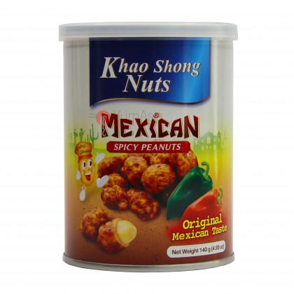 Острый арахис по-Мексикански KHAO SHONG , ТАИЛАНД, 140 Г