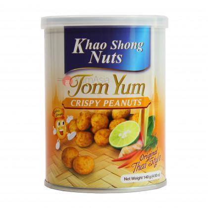 Арахис Том Ям со специями KHAO SHONG , ТАИЛАНД, 140 Г