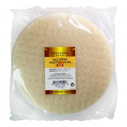 Бумага рисовая диам. 22 см THAI FOOD KING , ТАЙЛАНД 454 г