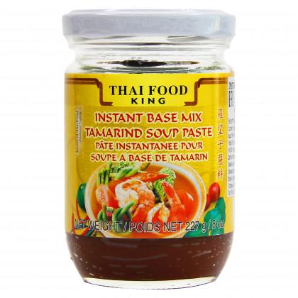 Паста из Тамаринда для быстрого приготовления супа THAI FOOD KING  227г