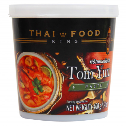 Паста Том Ям THAI FOOD KING , 400Г