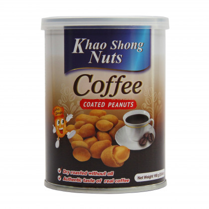 Арахис в кофейной оболочке KHAO SHONG , ТАИЛАНД, 160 Г